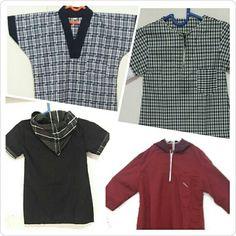 Aneka koleksi althaf shop moslem wear berupa gamis bayi, gamis hoodie dan koko bayi