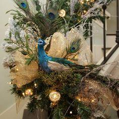 christmas decorating like a pro traditional hall san diego robeson design - Robeson Design Christmas