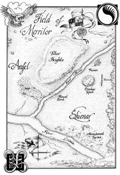 Field of Merrilor - A Wheel of Time Wiki - Wikia Fantasy Book Series, Fantasy Map, Fantasy Books, Wheel Of Time Books, Robert Jordan, Lego Creations, Time Art, Character Illustration, Cross Stitch Designs