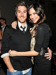 Dave Annable & Odette Yustman's His & Her Jeans Purchase