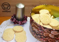 Omlós kókuszos keksz recept foto Sweet, Food, Cakes, Meal, Essen, Hoods, Pastries, Torte, Meals