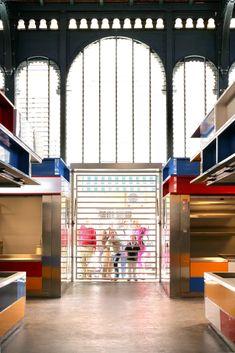 Galería de Proyecto de Remodelación del Mercado Municipal de Atarazanas / Aranguren & Gallegos Arquitectos - 5