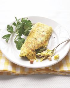 Perfect Omelets Recipe | Martha Stewart Living — An omelet, especially one with lots of veggies and lean meat, is a satisfying solution for time-strapped nights.