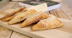 Puff Pastry Recipes, Recipes From Heaven, Fun Cooking, Dessert Recipes, Desserts, Cupcake Cakes, Cup Cakes, Foodies, Delish