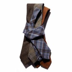 Check out these University and Creek Ties made in New York, NY by Pierrepont Hicks. Purchase to support 60 American workers. Gets you 1,680 Boom™ Points.