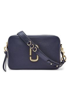 d9e1c97db6a9 Marc Jacobs - The Softshot 27 Leather Bag