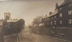 Mobberley Road and St Cross