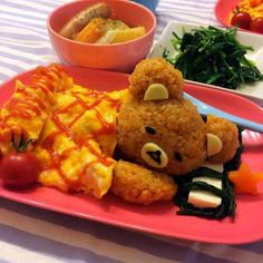 Teddy Food | via Facebook