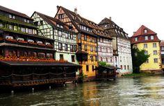 Strasbourg, Estrasburgo, France, França, Alsácia, Alsace, Foto de Véva Nogueira