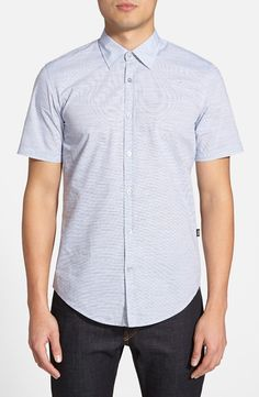 Step Up Your Style Game with These Short Sleeve Shirts