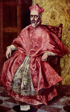 Fernando Niño de Guevara (1541–1609) was a Spanish cardinal who was also Archbishop of Seville and Grand Inquisitor of Spain.