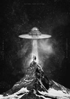 B on the Behance Network Art Artwork Art director Visual Graphic Composition Poster Design Inspiration Arte Sci Fi, Sci Fi Art, Aliens And Ufos, Ancient Aliens, Crop Circles, Cosmos, Poster Design Inspiration, Tattoo Inspiration, Alien Art