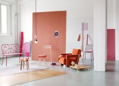 fromscandinaviawithlove:    Styling by Tina Hellberg and photo by Magnus Anesund for Swedish ELLE Decor.
