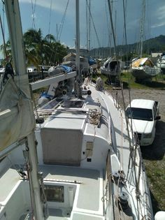 1976 Allied Seawind Ketch for sale - YachtWorld Used Boat For Sale, Boats For Sale, Used Sailboats, Used Boats, British Virgin Islands, Trinidad And Tobago, World, Pictures, Photos
