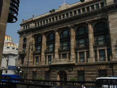 Mexico City - Banco de Mexico (old job)