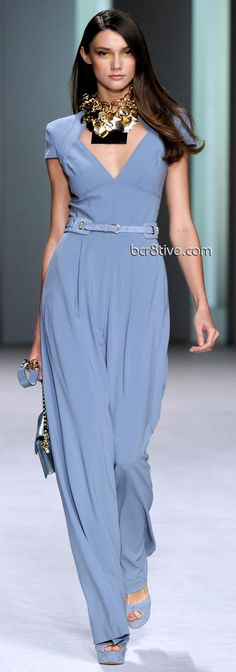 Elie Saab Spring Summer 2011 Ready To Wear Collection