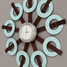 Weekend DIY: Another Fabulous Clock!