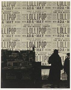 Lollipop, 1924, Ralph Steiner