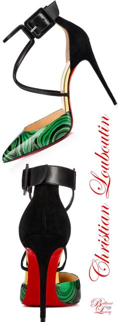 ♦Christian Louboutin Leather Goods SS 2016