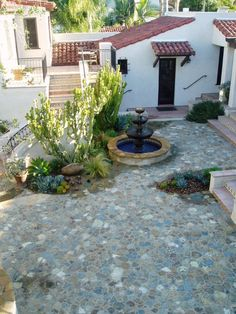 Spaces Spanish Courtyards Homes Design, Pictures, Remodel, Decor and Ideas - page 13