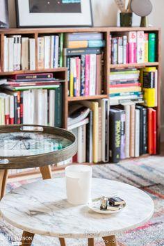 Un 70 m2 sous combles à Saint-Germain-des-Prés, Mon Concept Habitation - Côté Maison