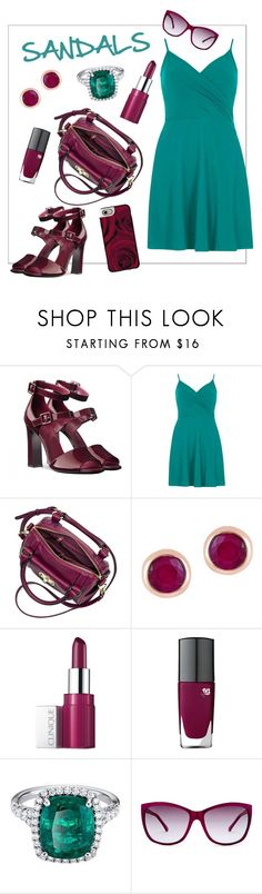 """""""Untitled #746"""" by lisa-gache ❤ liked on Polyvore featuring Dorothy Perkins, Merona, Effy Jewelry, Clinique, Lancôme, Hamilton, GUESS and Casetify"""