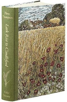 ♥ Larkrise to Candleford - Just the cover is enough to buy this for but the story is lovely.