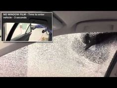 3M's new Security Film for cars!