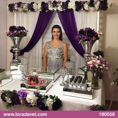 We are ready to fulfill your dreams in your Promise, Engagement and Wedding ceremony. # engagement # engagement - My Website 2020 Wedding Cake Table Decorations, Engagement Decorations, Engagement Gifts, Dorm Decorations, Tree Wedding, Wedding Ceremony, Wedding Columns, Purple Birthday, Baby Shower Backdrop
