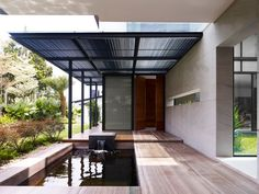 Park + Associates have designed the Berrima House for a family in Singapore.