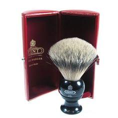 Kent Shaving Brush BLK4