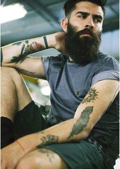 I'm loving the beard ;)