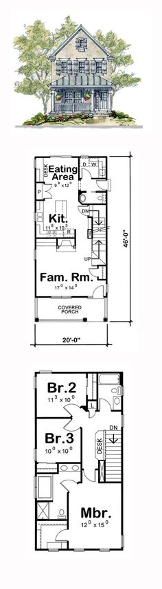 2 story shotgun double house plan google search for Lot plan search
