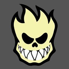 Cool spitfire logo