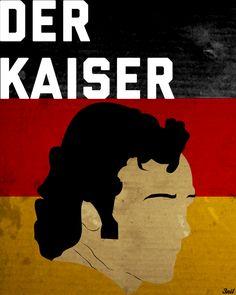 Image of Der Kaiser // Art Piece