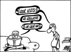 Borges y El Quijote :)