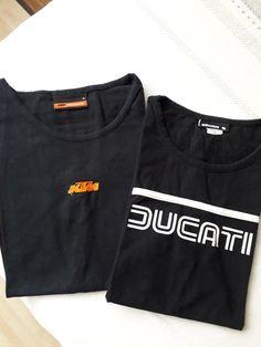 Lot tee shirt moto femme - Lot de 2 tee shirt moto femme Un Ducati esprit fd0d65bb1f5