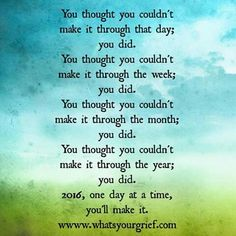 You did. ;-(