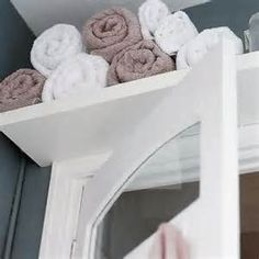Image detail for -small bathroom storage solution for small space | bathroom design ...