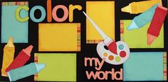 Color My World 7.00