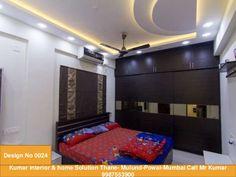 Kumar Interior & home Solution Thane- Mulund-Powai-Mumbai Call Mr Kumar  9987553900  Design No 0024