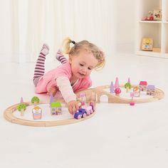 Fairy Figure of Eight Train Set