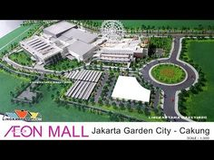 (43) AEON Mall Cakung Jakarta ★ | Jakarta Garden City | MAKET MINIATUR GEDUNG - YouTube Jakarta, Mall, Youtube, Gardening, City, Miniature, Lawn And Garden, Cities, Youtubers
