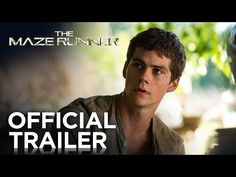 The Maze Runner | Official Trailer [HD] | 20th Century FOX - YouTube