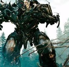 Megatron Top Villains, Optimus Prime, Transformers, Board, Sign, Planks