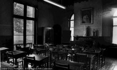 Memories of wooden desks and inkwells! Great photo from The Francis Frith… Wooden Desk, A Classroom, Being A Landlord, School Days, Great Photos, Blessed, Memories, Desks, Nostalgia