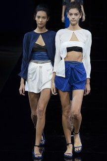 Emporio Armani Love the shorts