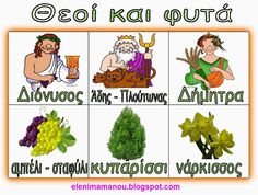 Ελένη Μαμανού: Μυθολογία Greek Language, Greek History, Ancient Greece, Greek Mythology, Preschool, Kids, Ancient History, Young Children, Boys