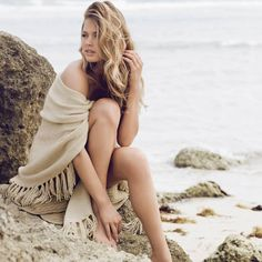 Даутцен Крез (Doutzen Kroes) в фотосессии для бренда Repeat Cashmere (осень-зима 2011-2012), фотография 13
