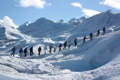 Trekking El Calafate, Patagonia Argentina